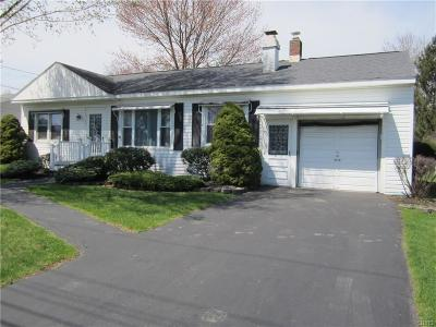 New Hartford Single Family Home A-Active: 131 Fairway Drive