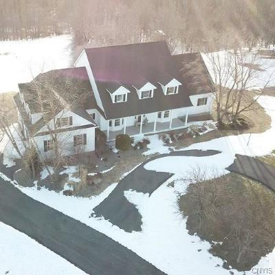 Cazenovia Single Family Home A-Active: 5130 Ridge Road