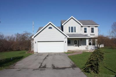 Single Family Home A-Active: 6123 Deerview Drive