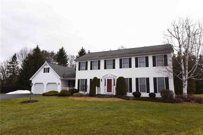 New Hartford Single Family Home A-Active: 112 Briarwood Court