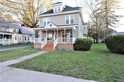 Single Family Home A-Active: 320 South James Street