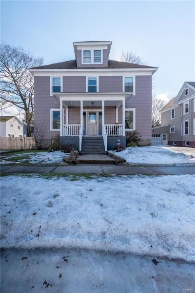 Whitesboro Single Family Home C-Continue Show: 1 Brainard Street