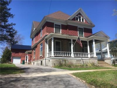 Single Family Home For Sale: 409 West Street