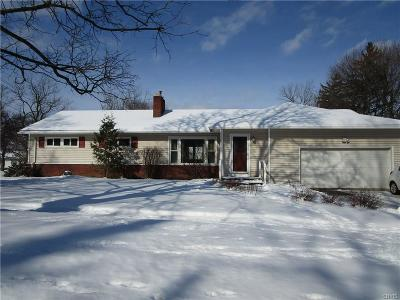 Syracuse Single Family Home A-Active: 101 Lockwood Road