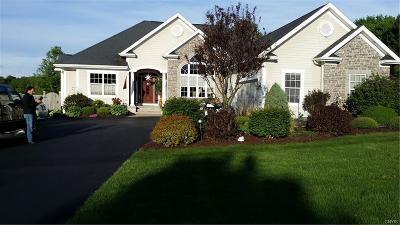 Syracuse Single Family Home A-Active: Lot 25 Kingsford Terrace Terrace
