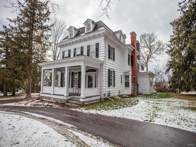 Cazenovia Single Family Home A-Active: 57 Sullivan Street