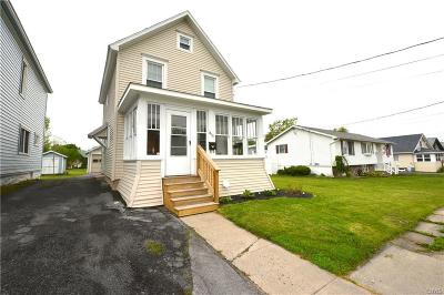 Watertown Single Family Home A-Active: 813 Davidson Street