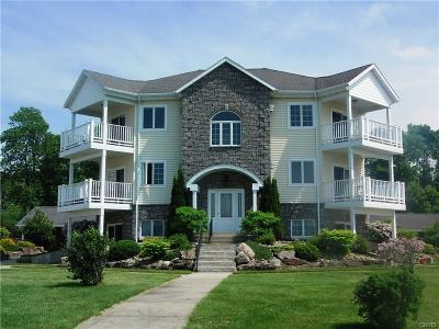 Morristown Condo/Townhouse A-Active: 27 Dockside Drive