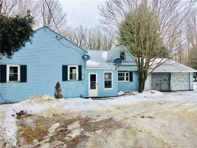 Lyons Falls NY Single Family Home P-Pending Sale: $24,999