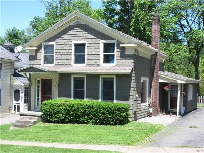 Cazenovia Single Family Home C-Continue Show: 35 Nelson Street