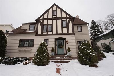 Syracuse Single Family Home U-Under Contract: 106 Sedgwick Drive