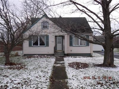 Jefferson County, Lewis County Single Family Home A-Active: 12418 State Route 12e