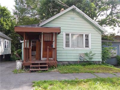 Syracuse Single Family Home A-Active: 745 North Alvord Street