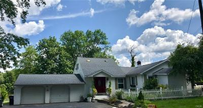 Single Family Home A-Active: 8776 River Road
