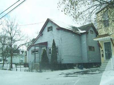 Syracuse Single Family Home A-Active: 203 Pattison Street