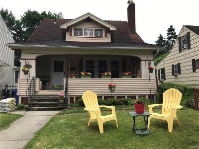 Syracuse Single Family Home A-Active: 129 Vieau Drive