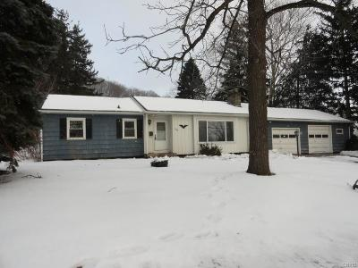 Syracuse Single Family Home A-Active: 110 Terry Road North
