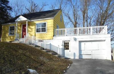 Syracuse Single Family Home A-Active: 140 Marvin Road