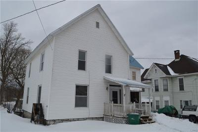 Multi Family Home For Sale: 133 Church Street