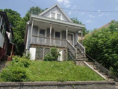 Syracuse Single Family Home A-Active: 1439 Burnet Avenue
