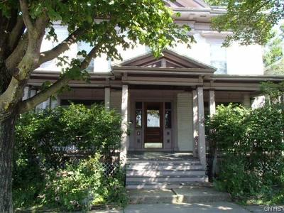 Watertown Single Family Home A-Active: 113 Keyes Avenue