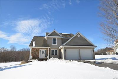 Marcy Single Family Home A-Active: 5997 Morris Road
