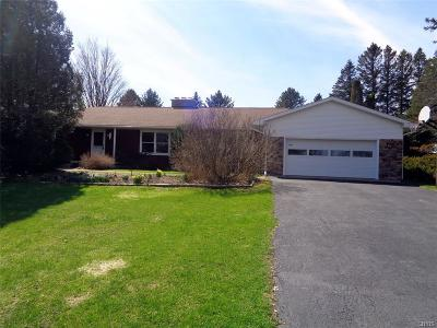 Single Family Home A-Active: 4343 Cosmos Hill Road