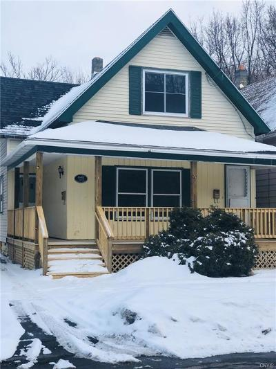 Syracuse Multi Family 2-4 A-Active: 143 Hubbell Avenue