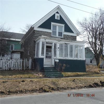 Watertown Single Family Home A-Active: 351 South Hamilton Street
