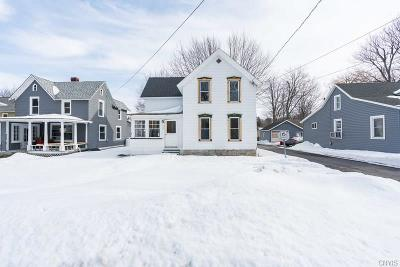 Cape Vincent Single Family Home A-Active: 144 South Real Street