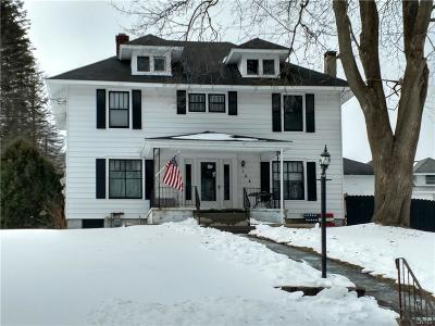 Frankfort Single Family Home A-Active: 104 Hillcrest Road