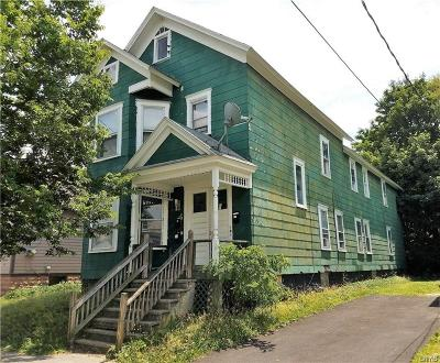 Syracuse Multi Family 2-4 A-Active: 405 Rowland Street