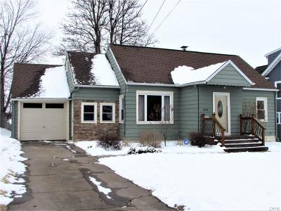 Syracuse Single Family Home A-Active: 415 South Orchard Road