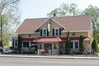 Norwich NY Commercial A-Active: $595,000