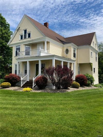Deansboro Single Family Home A-Active: 2390 Route 315