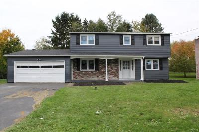 Syracuse Single Family Home A-Active: 207 Ludden Parkway