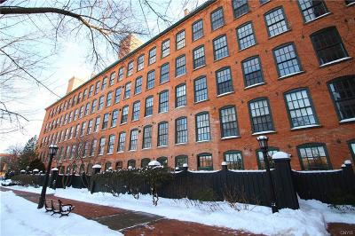 Syracuse Condo/Townhouse U-Under Contract: 429 North Franklin Street #307