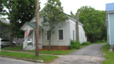 Boonville Single Family Home A-Active: 204 Academy Street
