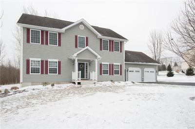 Single Family Home A-Active: 1393 Foxfield Drive
