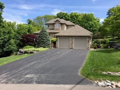 Syracuse Single Family Home A-Active: 117 Woodside Drive