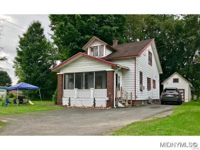 Utica Single Family Home A-Active: 828 Herkimer Road