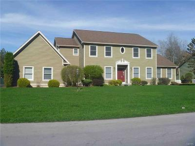 New Hartford Single Family Home A-Active: 51 Ironwood Road