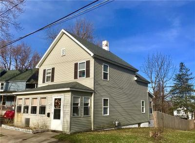 Watertown-city Single Family Home Active Under Contract: 490 S Meadow Street