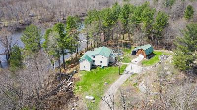 St Lawrence County Single Family Home A-Active: 49 South Woods Road