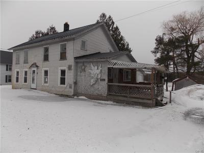 Single Family Home A-Active: 11082 State Route 26