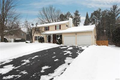 New Hartford Single Family Home A-Active: 8 Barley Mow Run