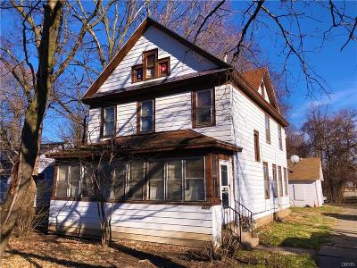 Syracuse Multi Family 2-4 A-Active: 1023 Valley Drive