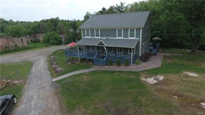 St Lawrence County Single Family Home A-Active: 21 Mill Road
