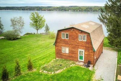Single Family Home A-Active: 2512 Lakefront Lane
