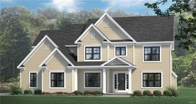 Syracuse Single Family Home A-Active: Lot 81 Outlook Drive
